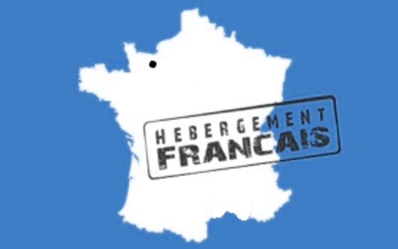 Hébergement français