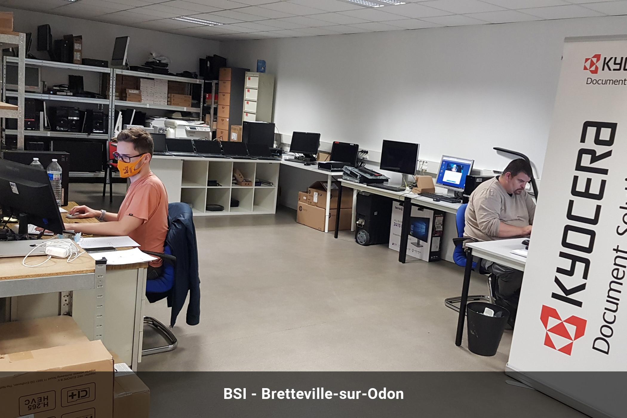 Breteville sur odon atelier